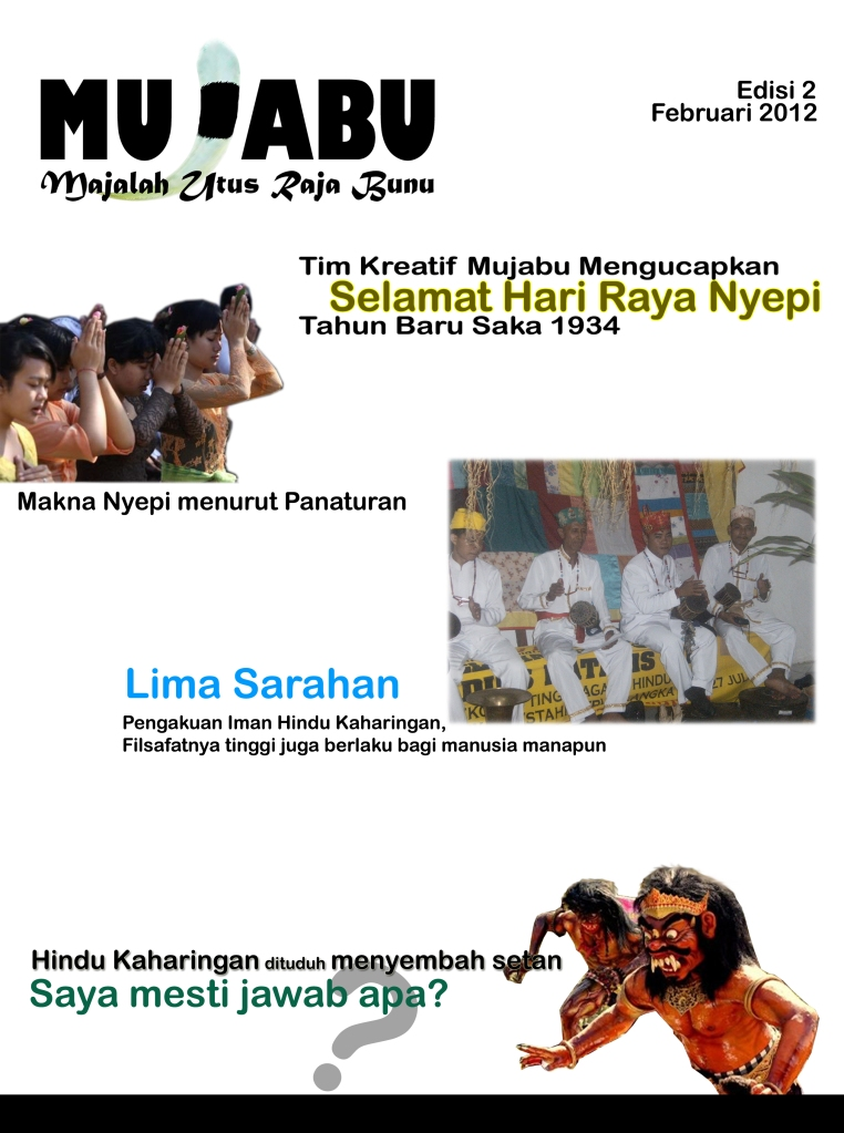 Mujabu Cover Edisi 2